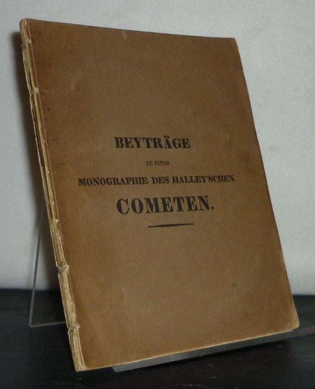 Beyträge zu einer Monographie des Halley