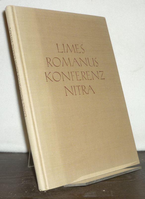 Limes Romanus Konferenz Nitra. Vorträge herausgegeben als Sonderband.