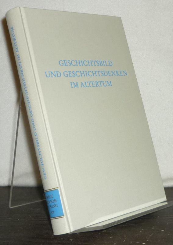 Geschichtsbild und Geschichtsdenken im Altertum. Herausgegeben von José Miguel Alonso-Nunez. (= Wege der Forschung, Band 631).