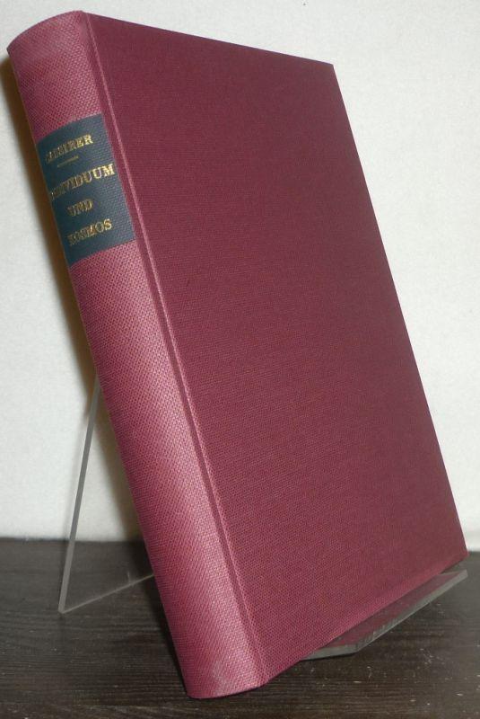 Individuum und Kosmos in der Philosophie der Renaissance. [Von Ernst Cassirer]. 2. unveränderte Auflage. Fotomechanischer Nachdruck der 1. Auflage, Leipzig und Berlin 1927.