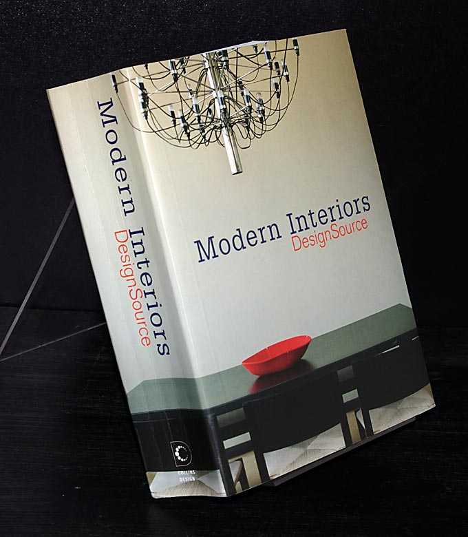 Vranckx, Bridget (Ed.): Modern Interiors DesignSource. Editor and texts: Bridget Vranckx.