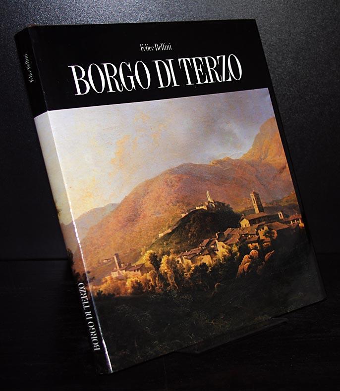 Borgo di Terzo. Di Felice Bellini.