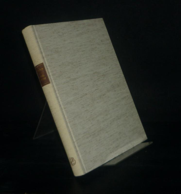 Spiegelungen. Untersuchungen vom Grenzrain zwischen Germanistik und Theologie. [Von Fritz Tschirch].