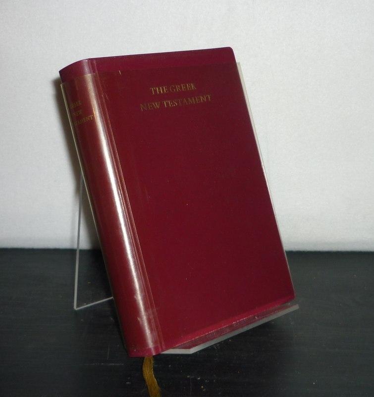 The Greek New Testament. Edited by Kurt Aland, Matthew Black, Carlo M. Martini, Bruce M. Metzger, and Allen Wikgren. Third Edition.
