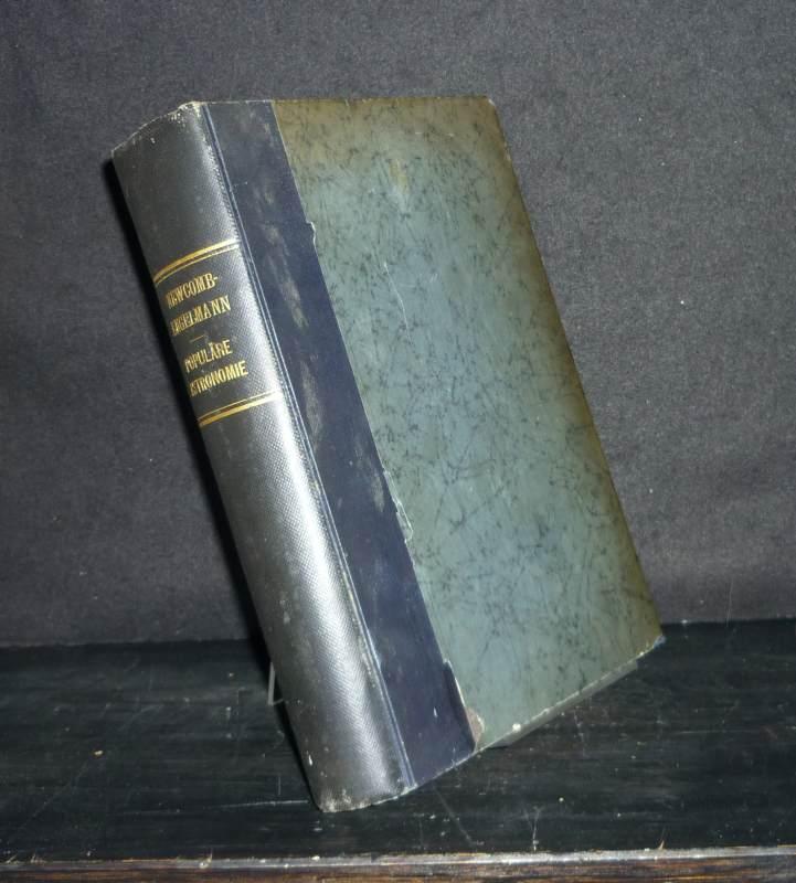 Newcom-Engelmanns Populäre Astronomie. [Herausgegeben von Hans Ludendorff]. 7. Auflage.
