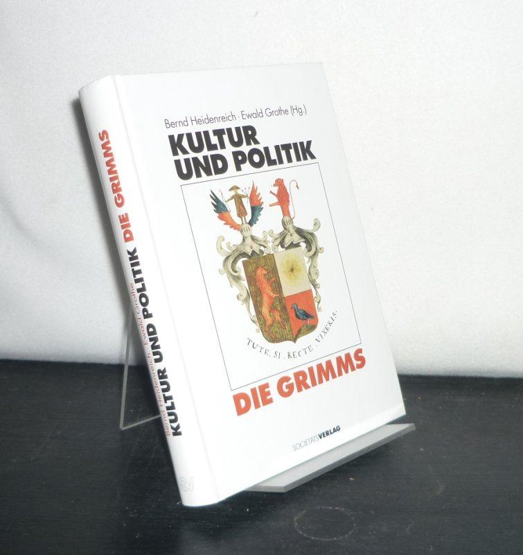 Heidenreich, Bernd (Hrsg.) und Ewald Grothe (Hrsg.): Kultur und Politik - Die Grimms. [Herausgegeben von Bernd Heidenreich und Ewald Grothe]