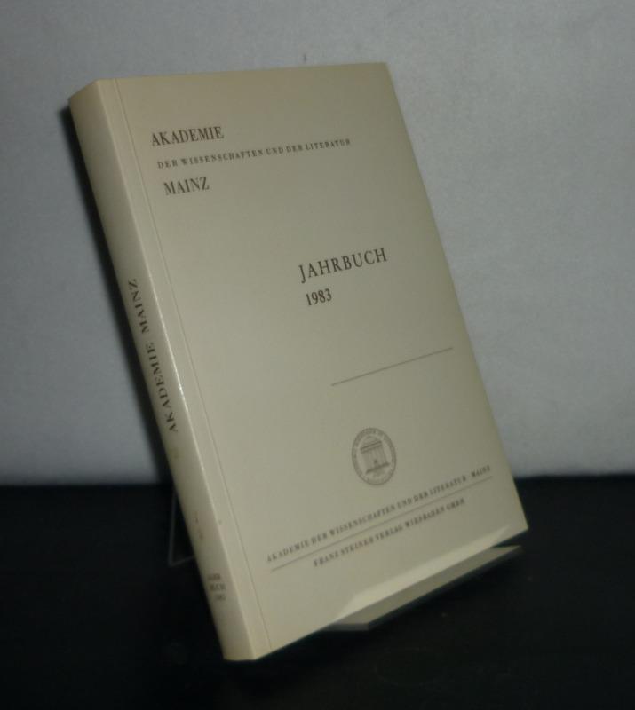 Akademie der Wissenschaften und Literatur - Jahrbuch 1983.