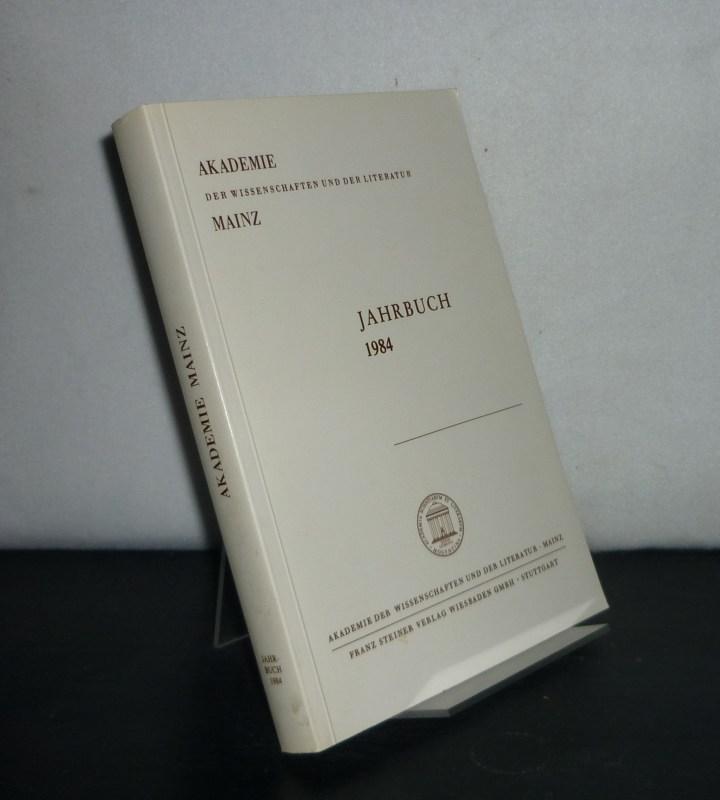 Akademie der Wissenschaften und Literatur - Jahrbuch 1984.