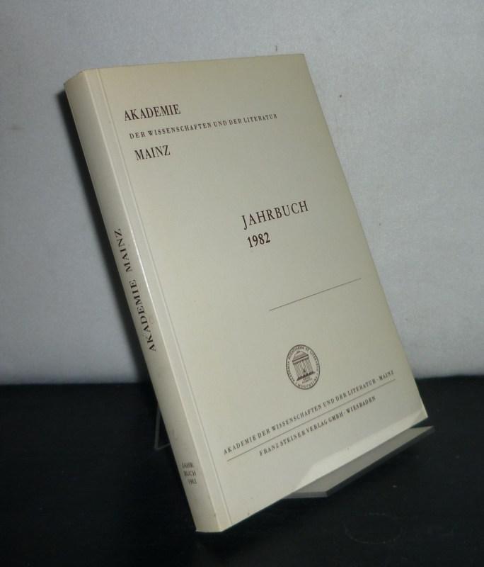 Akademie der Wissenschaften und Literatur - Jahrbuch 1982.