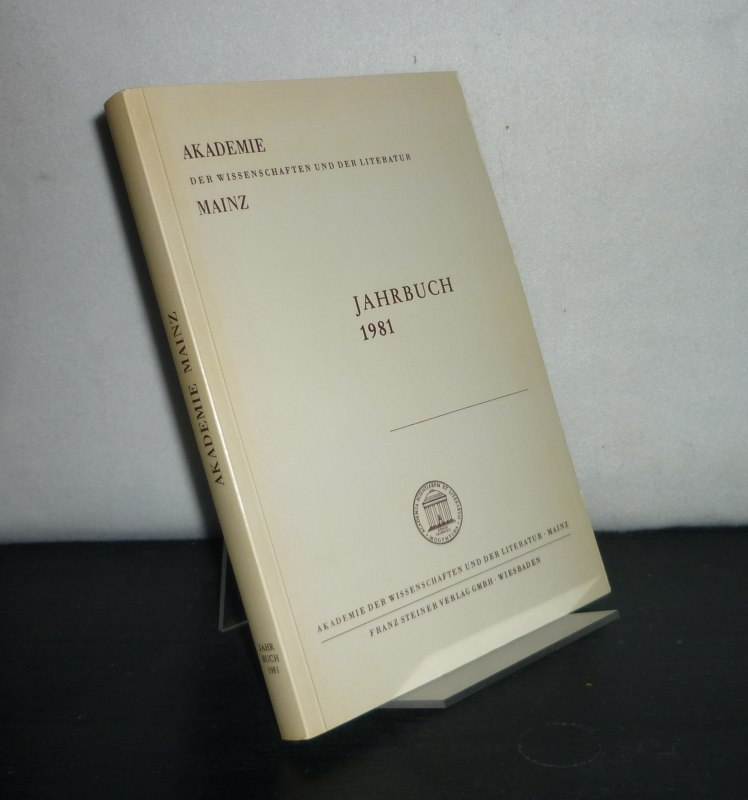 Akademie der Wissenschaften und Literatur - Jahrbuch 1981.
