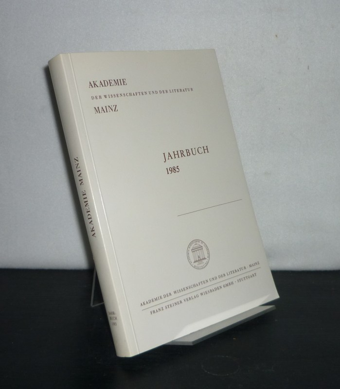 Akademie der Wissenschaften und Literatur - Jahrbuch 1985.
