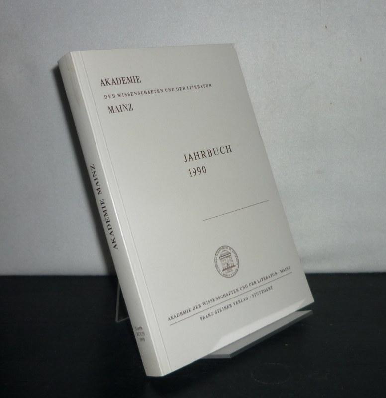 Akademie der Wissenschaften und Literatur - Jahrbuch 1990, 41. Jahrgang.