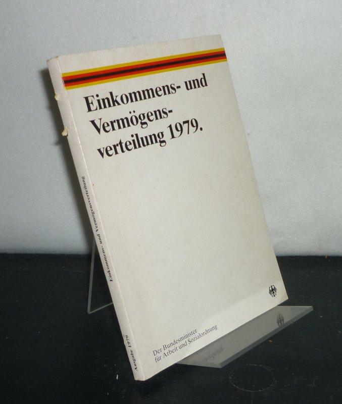 Die Einkommens- und Vermögensverteilung in der Bundesrepublik Deutschland. Auswahl aus der amtlichen und verbandlichen Statistik, Ausgabe 1979.
