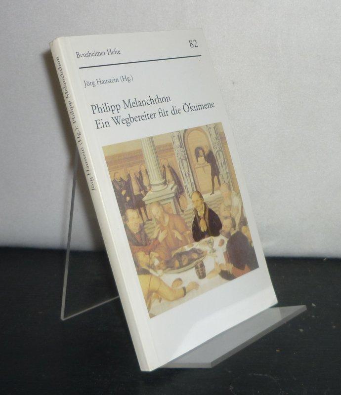 Haustein, Jörg (Hrsg.): Philipp Melanchthon. Ein Wegbereiter für die Ökumene. Herausgegeben von Jörg Haustein. (= Bensheimer Hefte, Nr. 82).