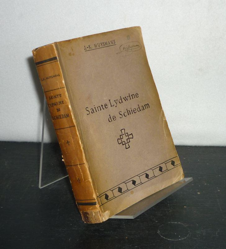 Sainte Lydwine de Schiedam. [Par Joris-Karl Huysmans]. Septieme edition.