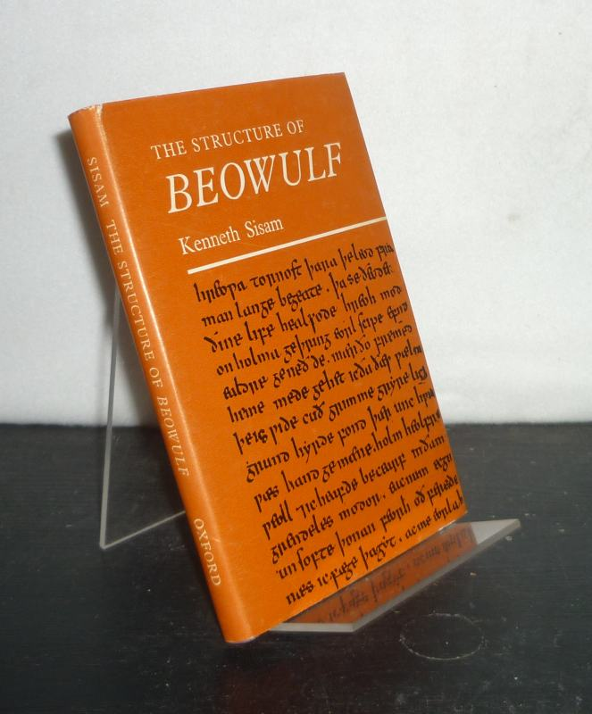 The Structure of Beowulf. [By Kenneth Sisam].