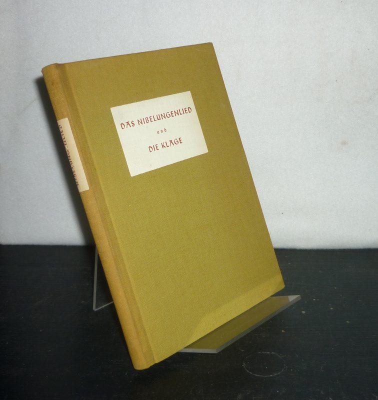 Das Nibelungenlied und die Klage. Handschrift B (Cod. Sangall. 857). (= Deutsche Texte in Handschriften, Band 1).