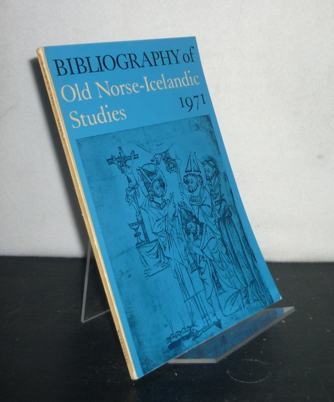 A Bibliographical Introduction to Mediaeval Scandinavia. By Peter Buchholz. (= Bibliography of Old Norse-Icelandic Studies 1971).