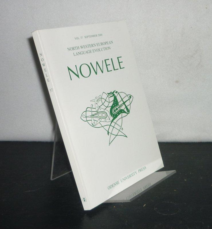 Nowele - Vol. 37 September 2000. North-Western European Language Evolution.