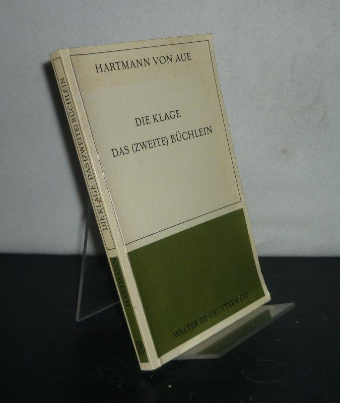 Die Klage / Das (zweite) Büchlein aus dem Ambraser Heldenbuch. [Von Hartmann von Aue]. Herausgegeben von Herta Zutt.
