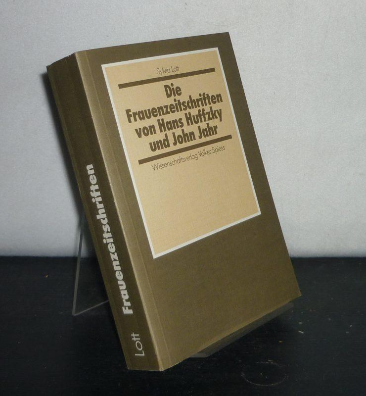 Die Frauenzeitschriften von Hans Huffzky und John Jahr. Zur Geschichte der deutschen Frauenzeitschrift zwischen 1933 und 1970. Von Sylvia Lott. (= Beiträge zur Medientheorie und Kommunikationsforschung 24).