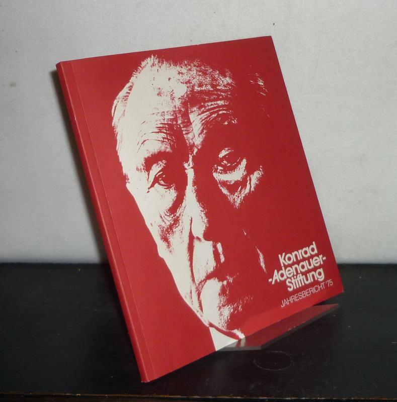 Konrad-Adenauer-Stiftung - Jahresbericht