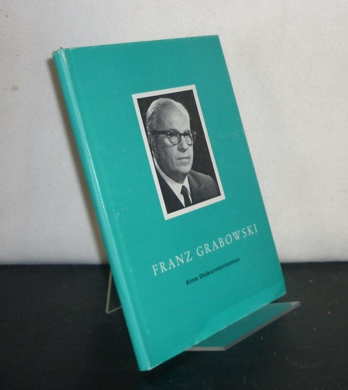Franz Grabowski. Zwei [2] Jahrzehnte Arbeit für die Buderus