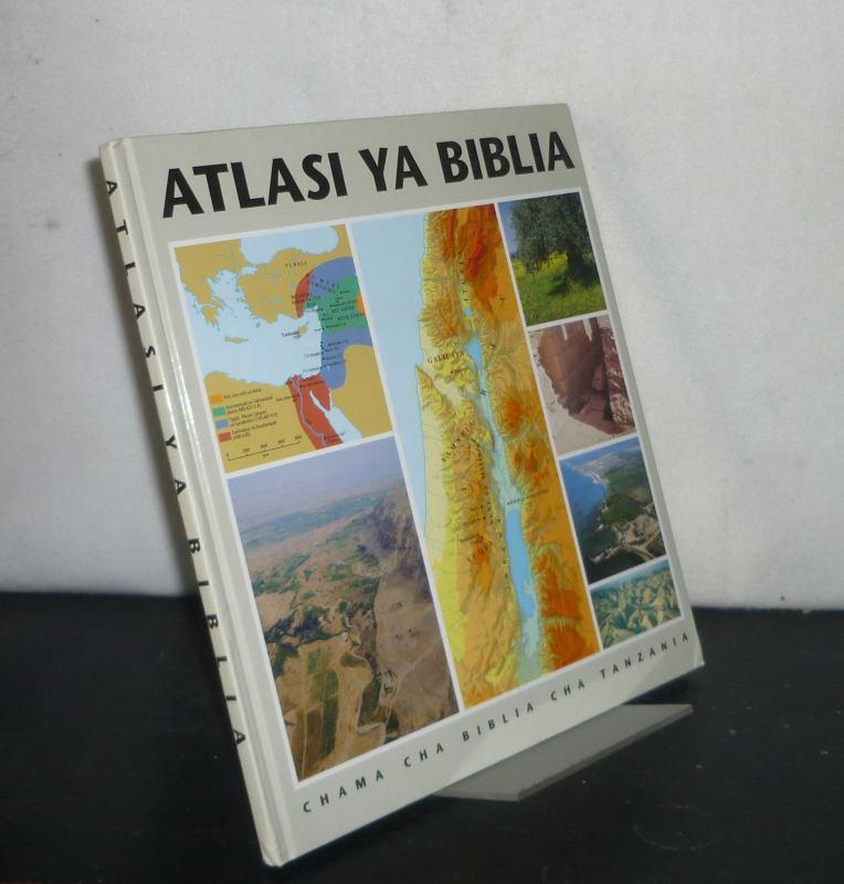 Atlasi ya Biblia. Ramani za kihistoria za Ulimwengu wa Biblia. Mhariri: John Strange.