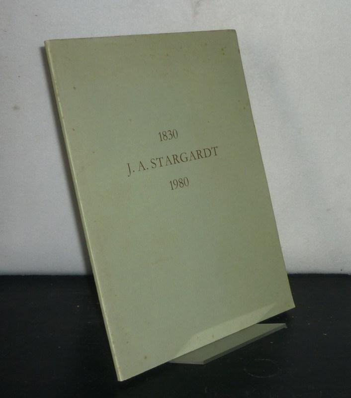 Die Nostitz-Papiere. Katalog 621. Mit einem Rückblick auf die 150jährige Geschichte der Firma J. A. Stargardt.