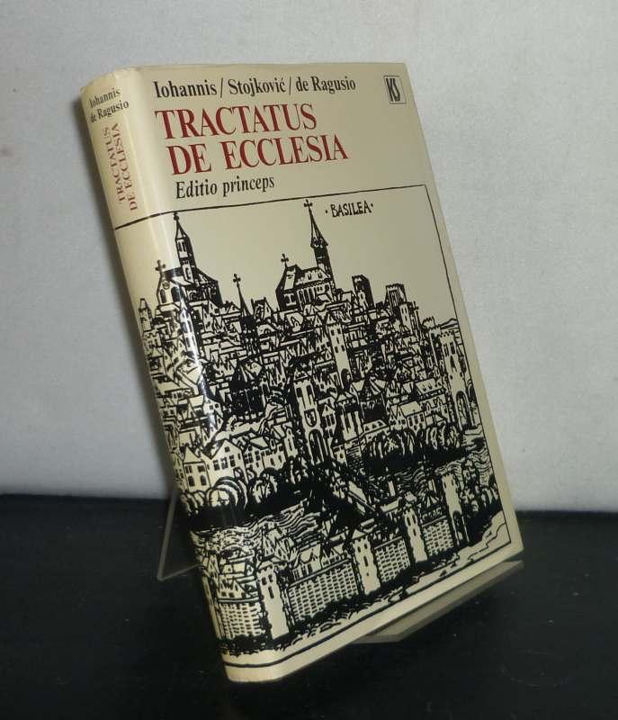 Tractatus de ecclesia. [Iohannis (Stojkovic) de Ragusio]. Editionem principem curavit Franjo Sanjek. (= Croatica christiana - fontes, Volumen 1).