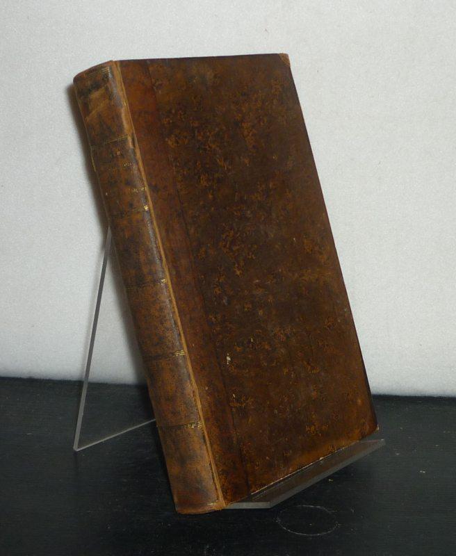 Betrachtungen über die christlichen Glaubenslehren - Band 1. [Von J. P. Mynster]. Übersetzt von Theodor Schorn. Nur Band 1 (von 2).
