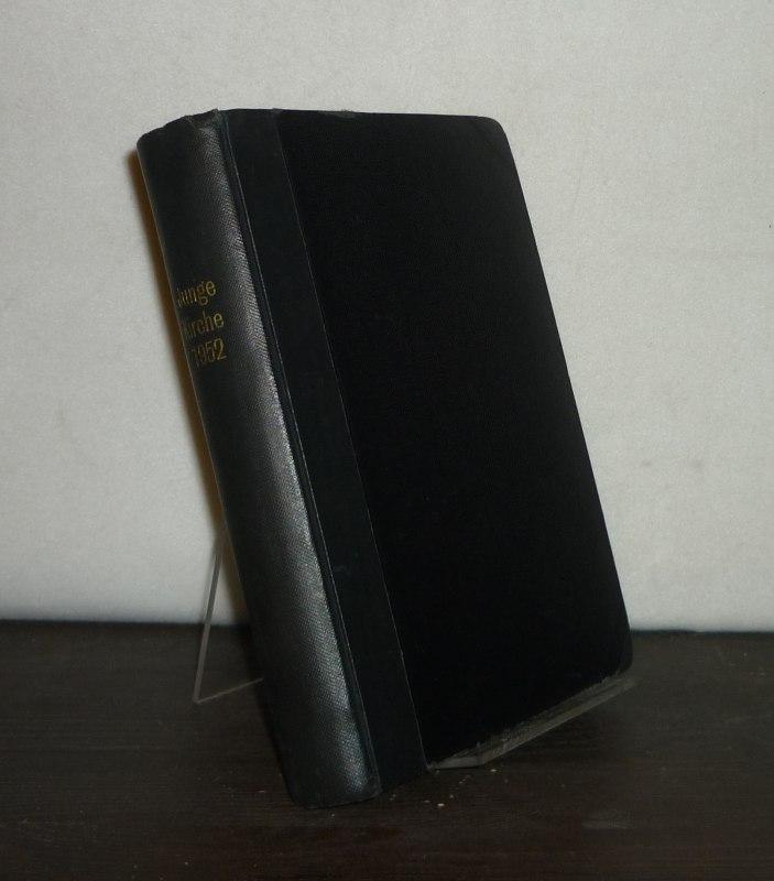 Junge Kirche - 13. Jahrgang, 1952.