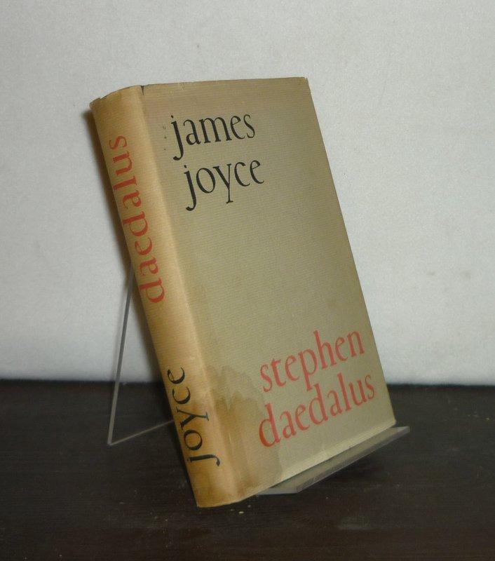 Stephen Daedalus. Roman. [Von James Joyce].