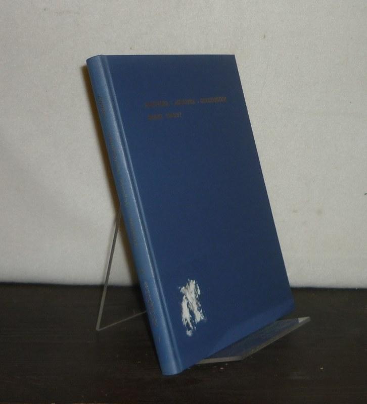 Bonner Historia-Augusta-Colloquim 1966/1967. (= Antiquitas, Reihe 4: Beiträge zur Historia-Augusta-Forschung, Band 4).