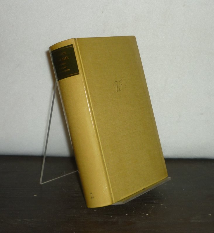 Theaterkritiken. Herausgegeben von Siegmar Gerndt. (= Theodor Fontante: Sämtliche Werke. Aufsätze, Kritiken, Erinnerungen, Band 2). Einzelband.