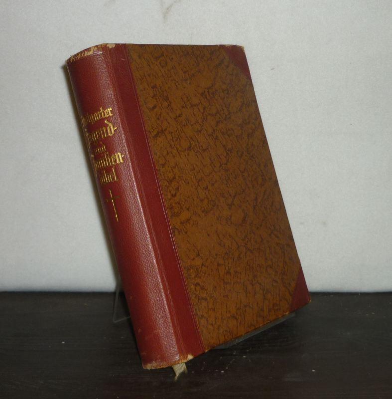 Stuttgarter Jugend- und Familienbibel zur Einführung ins Bibellesen. Mit Bildern von Rudolf Schäfer. Nach der deutschen Übersetzung Martin Luthers.