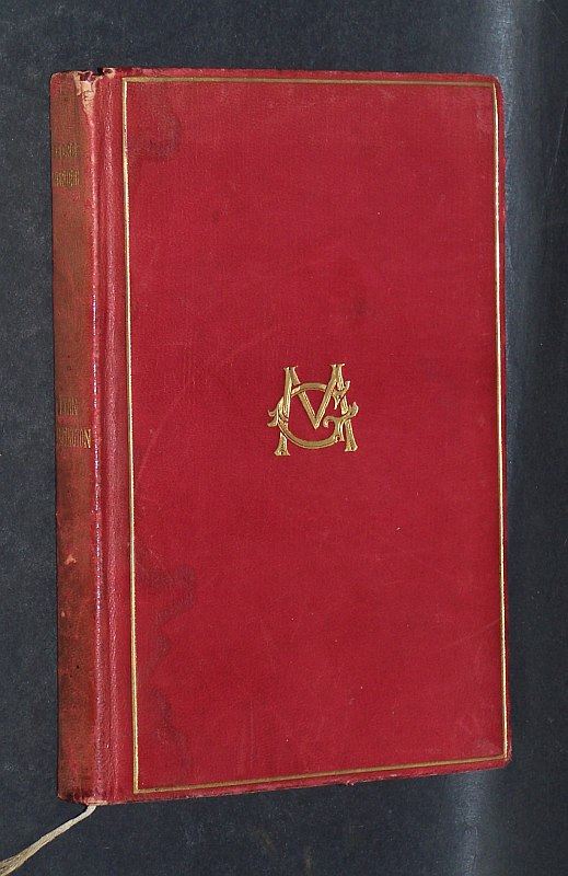 Evan Harrington. A Novel by George Meredith.