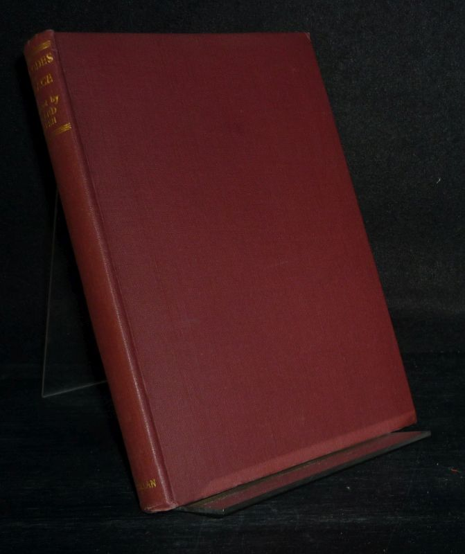 The Odes of Horace. Translated into English Verse by Edward Marsh. [By Horaz / Horace].