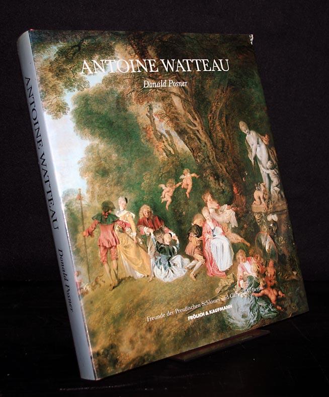 Antoine Watteau. Von Donald Posner.