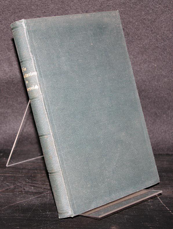 Genesis der Revolution in Oesterreich im Jahre 1848. [Von Franz de Paula Graf von Hartig].