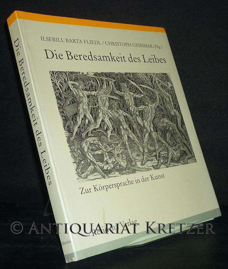 Fliedl, Ilsebill Barta und Christoph Geissmar (Hrsg.): Die Beredsamkeit des Leibes. Zur Körpersprache in der Kunst. [Von Ilsebill Barta Fliedl, herausgegeben von Christoph Geissmar]. (= Veröffentlichungen der Albertina, Band 31).