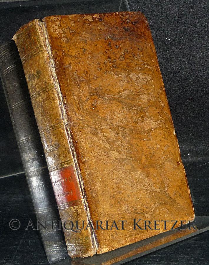 The Rambler. Volume 1 (of 2). [By Samuel Johnson]. Hier nur Band 1.