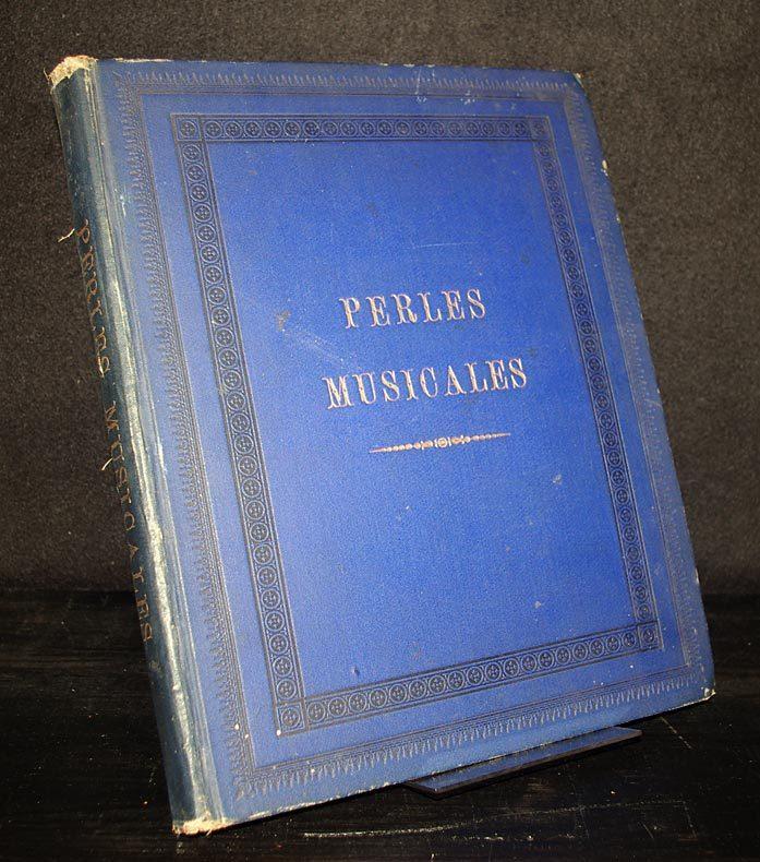 Perles musicales. Bloemlezing uit de meest gezochte pianomuziek. Elfde serie.
