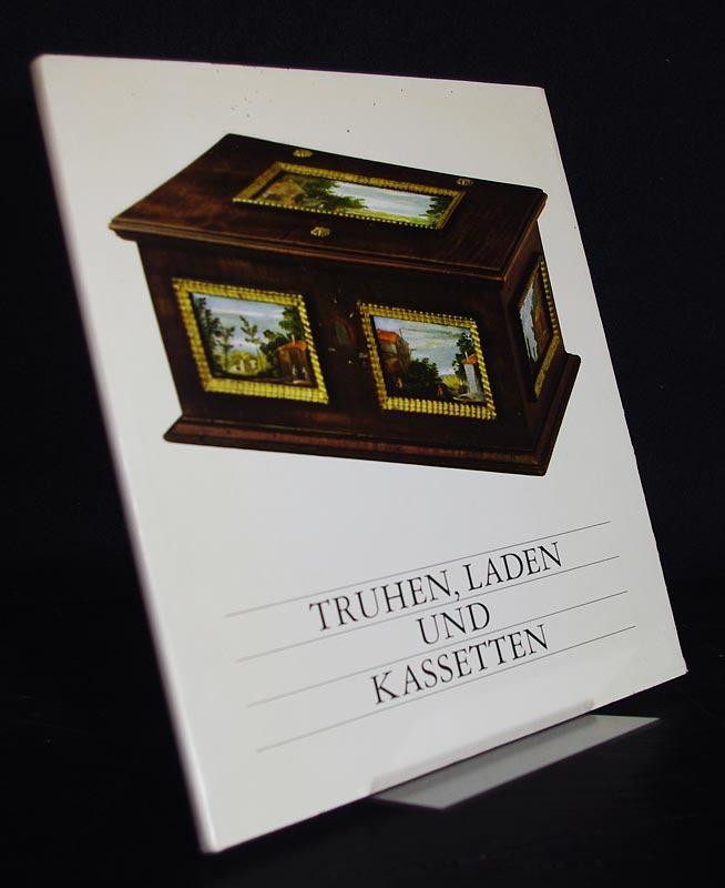 Löhr, Alfred: Truhen, Laden und Kassetten. Von Alfred Löhr.
