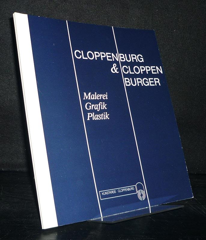 Cloppenburg & Cloppenburger. Malerei, Grafik, Plastik.