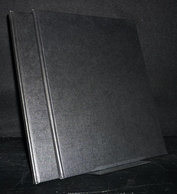 Oldenburger Pulverturm. 2 Bände. - Band 1: Verlorene und gefährdete Bauwerke 1945-1975. - Band 2: Verlorene und gefährdete Bauwerke 1945-1977. 2 Bände (vollständig).