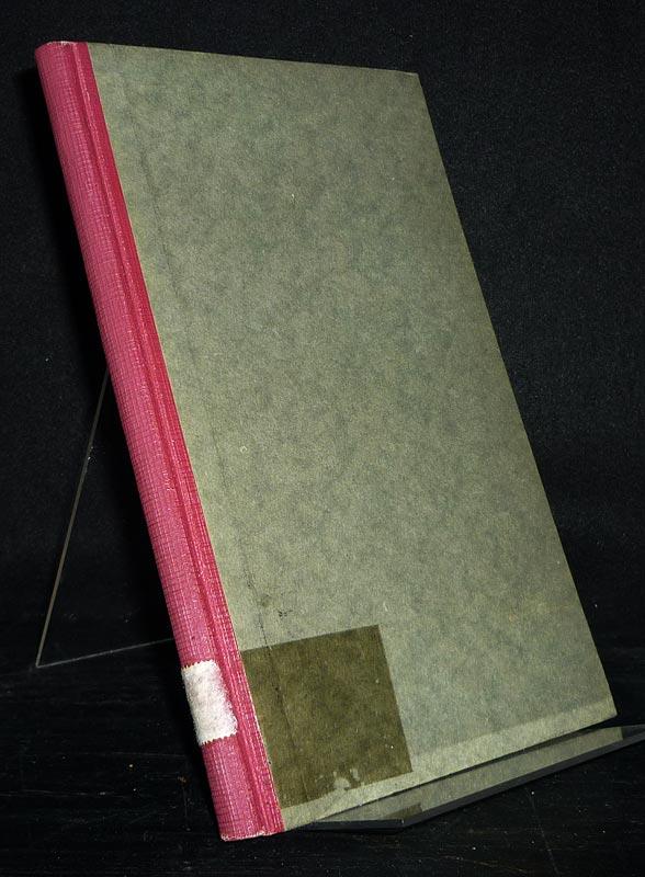 Protestantische Lehre vom Antichrist. [Von J.B. Böhm].