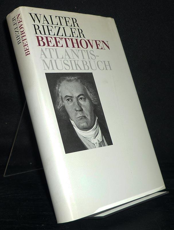 Beethoven. [Von Walter Riezler]. 12., unveränderte Auflage.