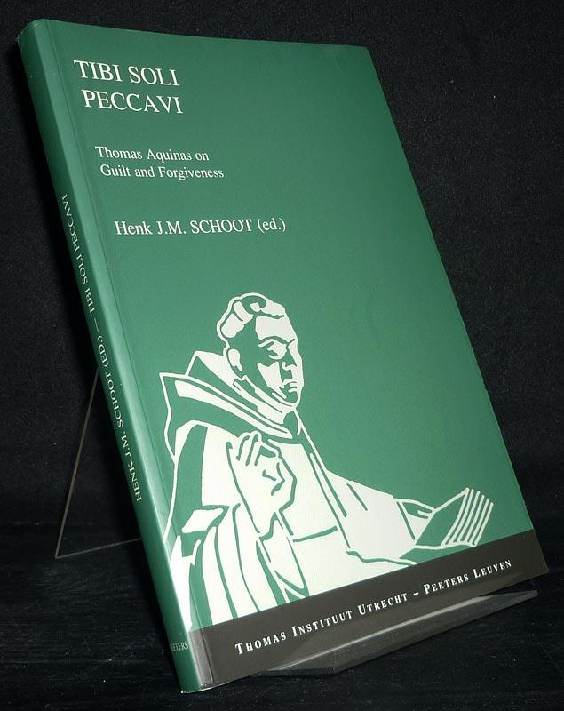 Tibi Soli Peccavi. Thomas Aquinas on Guilt and Forgiveness. Edited by Henk J.M. Schoot. (= Publications of the Thomas Instituut Utrecht, New Series, Volume 3).