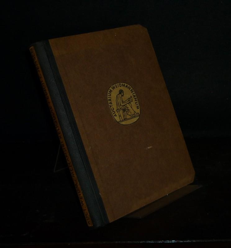 Menandri. Reliquiae in papyris et membranis servatae. Edidit Christianus Jesen. (= Bibliothecae Graecae et Latinae auctarium Weidmannianum, Volumen 1).